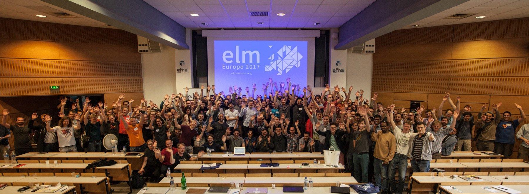 Conférence Elm Europe